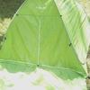 森林公園にvillimetsaポップアップテント初投入