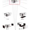 7.立体感のあるバッグの描き方・3点透視図法を使って、立体的に描きましょう。