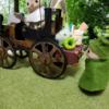 【シルバニア】ラッコ夫婦のピクニック【100均】