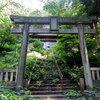 大山祇大神を祀る立石山神社(阿賀野市保田)