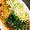 寒いとき、富士そばの蕎麦も美味しさが増す(≧∀≦)