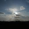 朝景色~その109『天使の梯子』