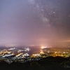 【天体撮影記 第94.5夜】 長崎県 弓張岳展望台からまさかの天の川の目視と天の川撮影ができました。