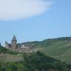 ドイツのライン川クルーズで古城をみる(ドイツ)