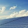 日差しが強くなってきたのでソーラーパネルで発電しますよ。