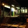 春の鎌倉③ 夜の江ノ電沿線