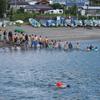 夏期日課(水泳訓練)