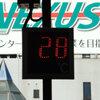 高崎駅前散歩 今朝は28℃・夏空