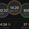 【北海道マラソンまで23日】晩酌しないとカラダが軽い!