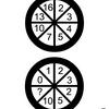 【算数なぞなぞ】2、3、4、5、7、10、13、16。1、2、3、2、5、10、?、0のハテナに入る数字は