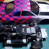 【Mini-Z】ファイブミニッツジムカーナ視聴者グランプリの車両に不具合が・・・ ~キャスターアッパーアームの悲劇~