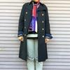 今日の服丨フレンチミリタリー&マリンテイストに、ラフでライトなアメリカン風味をMIX