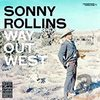 CDレビュー: Sonny Rollins - Way Out West(1957)