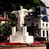 ヴィエンヌの戦没者慰霊碑(フランス、ローヌアルプ)