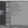 Blenderで利用可能なpythonスクリプトを作る その15(オブジェクトのトランスフォームの変更とクリア)