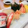 七五三鮨(しめずし)で大満足のお寿司ランチ