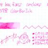 #0891 石丸文行堂 Color Bar Ink Zaza