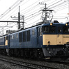2021/08/18 EF64 1104廃車配給、E233系マト13NN入場