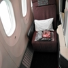 日本航空720便 ビジネスクラス ジャカルタ‐成田 搭乗記 素晴らしい個室感のJAL SKY SUITE編 JL720 Business Class CGK-NRT B787-8 SS8 2017 Feb