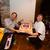 常連のお客様にサプライズのおもてなし。ロゴ入り写真ケーキがパーティの目玉に!