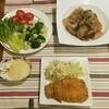 2017/02/18の夕食