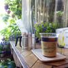 緑と花に囲まれた『Comorebi cafe / コモレビカフェ』 @門前仲町