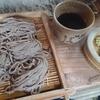 🍀床瀬そば 兵庫豊岡市 十割そば 山菜料理 川魚料理