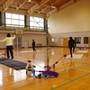 04/01(日) スラックライン体験会 in 矢島体育センター