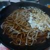 今日の晩飯 年越し蕎麦と天ぷらを作ってみた