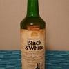 ウィスキー(246)ブラック&ホワイト 特級表示 760㎖43%