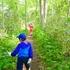 午前中は畑仕事に午後はウド探索に山へ、そして夕方はジンギスカン!忙しかった~