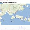 Fleche Hiroshima 2019 「俺たち、大海峡またぎ~ズ」 <第4区間:とびしま海道(岡村港~安芸灘大橋)/30.4km・1026m>