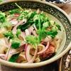 エスニックな料理が食べたくなる季節 - ラム肉パクチー水餃子