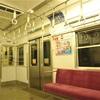 電車の広告☆