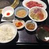 『焼肉レストラン大昌園』にて「カルビランチ」 秋田県秋田市