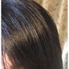 白髪染めビフォー&アフター【リーゼ泡カラー】ナチュラルブラック髪色もどし