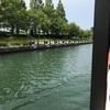 ミニ・パナマ運河体験〜富岩運河の中島閘門(なかじまこうもん)を通過