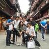 ウィンターインターンシップ『Beyond』優勝チームの皆さんと上海へ行ってきました!