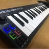 MIDIキーボードを買った!!!