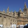 【セビリア観光】セビリア大聖堂!世界で三番目に大きな聖堂の豪華な内部を楽しむ!