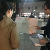 衆議院選挙⑤ 夜の街頭インタビュー