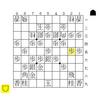 屋敷九段のパクリで投了図から反省してみた。居玉居角矢倉vs風車右玉