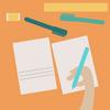 勉強するならノートにまとめるより問題集に書き込んだ方が効率が良い