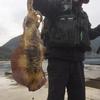 冬のエギングは釣れない?海の中はまだまだ秋かもよ?生月、平戸リベンジ編。