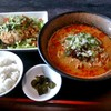 上海ガーデンの担担麺