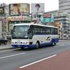 新宿渋谷-静岡線2号車(ジェイアール東海バス・静岡支店) KL-MS86MP