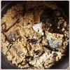 【簡単料理】鯖缶と塩昆布の炊き込みご飯