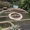 汚庭改造 8.花壇3カ所が完成しました