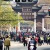 栖霞山の紅葉谷 南京まで秋の景色を求め秋映金陵撮影旅行(5)