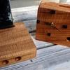 無垢の木の板でスマホスピーカーを自作してみた